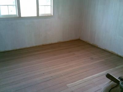 Beautiful timber floors North Lakes