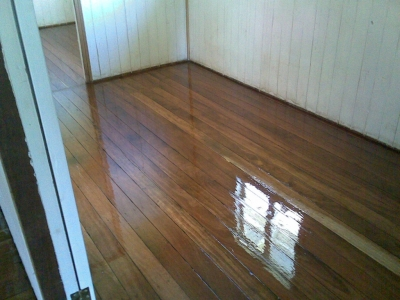 Beautiful timber floors North Brisbane